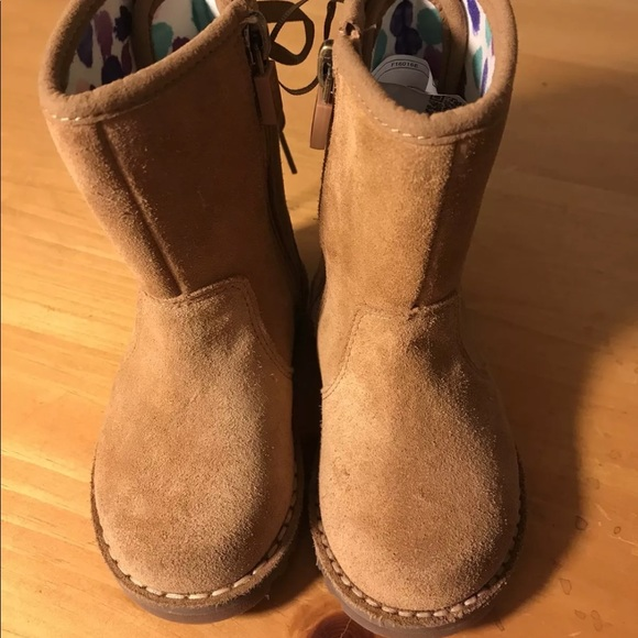 abe8f2b36d3 Uggs Corene lace up Boots toddler size 6